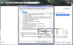 Internet Explorer réinitialisation 2