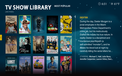 2-Boxee_Beta_TVShow Library