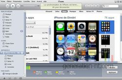 iPhone réorganisation 2