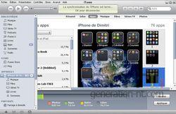 iPhone réorganisation 3