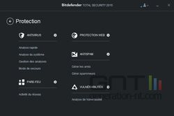 Bitdefender Total Security 2015 protection