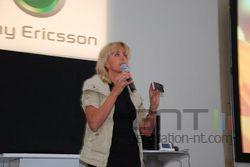 Sony Ericsson conf 06