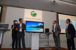 Sony Ericsson conf 09