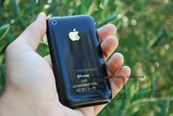 iPhone 3Gs dos