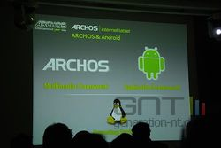 conference Archos Android 08