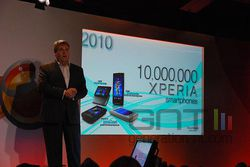 MWC Sony Ericsson Bert Nordberg