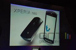 MWC Sony Ericsson Xperia Neo