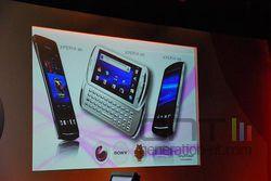MWC Sony Ericsson Xperia