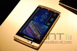 Sony Ericsson Xperia Arc 01