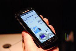 Sony Ericsson Xperia Pro 02