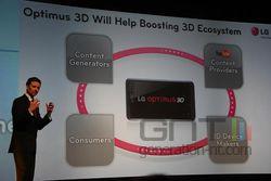 MWC conf LG Optimus 3D 08
