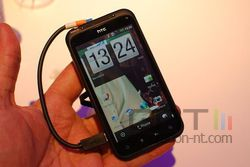 HTC Incredible S 01