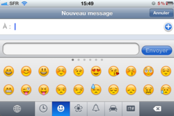 Smileys iPhone 012