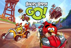 Angry Birds Go iOS (1)