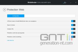 Bitdefender Total Security 2015 Web