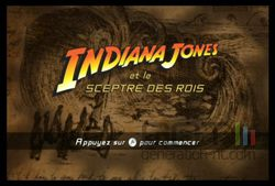 Indiana Jones Spectre Roi