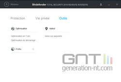 Bitdefender multidevice total security 2016  modules