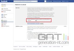 Facebook publicités 2