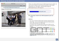 Publication email Facebook 3