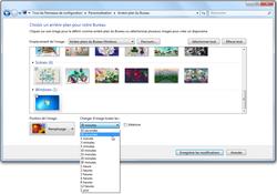 Fonds écran Windows 7 3