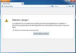Facebook Firefox 2