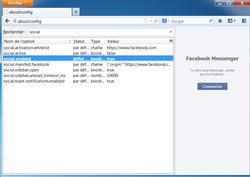 Facebook Firefox 4