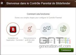 Bitdefender Total Security 2015 controle parental
