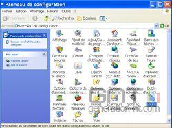 Verrouillage clic souris Windows 2