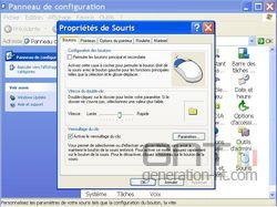 Verrouillage clic souris Windows 3