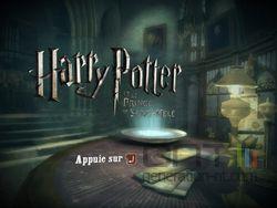 Harry Potter Prince Sans Melé (1)