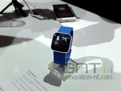 Sony Smart Watch 01