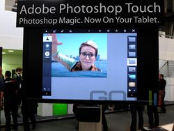 Adobe Photoshop Touch iPad