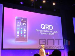 Qualcomm IQ QRD
