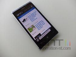 Nokia Lumia 925 Internet