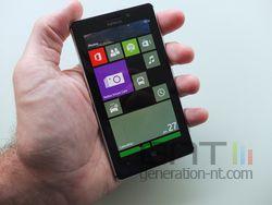 Nokia Lumia 925 services