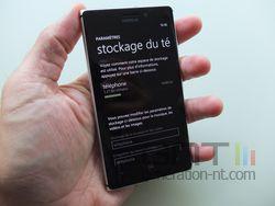 Nokia Lumia 925 stockage
