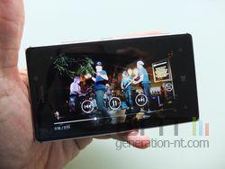 Nokia Lumia 925 video