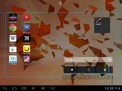 Jauge widget batterie Android (3).