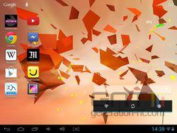 Jauge widget batterie Android (6).