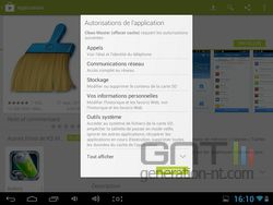 Optimiser mémoire RAM Android (2).