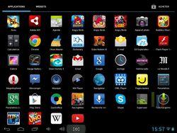 Supprimer désinstaller application Android (1).