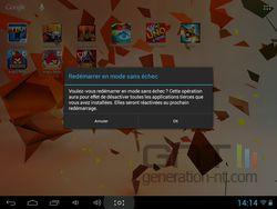 Mode sans échec Android (2).
