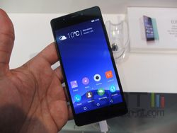 MWC 2015 : Gionee dévoile un smartphone Elife S7 moins fin ...
