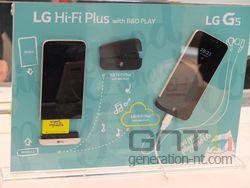 LG accessoires