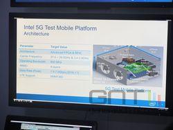 Intel prototypage 5G
