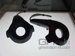 HTC Vive manettes