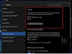 Cartes hors connexion Windows 10 (2)