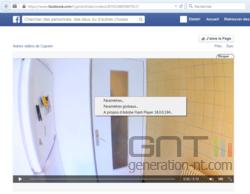 Sauvegarder vidéo Facebook avant 1