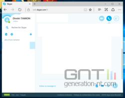 Skype navigateur Web (2)