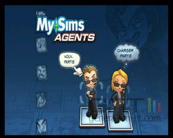 MySims Agents (2)